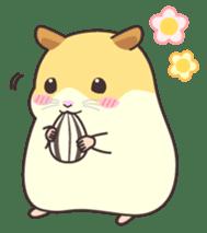 My lovely Hamster sticker #98633