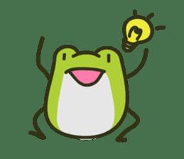 Keko the frog sticker #98690