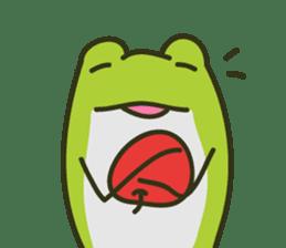 Keko the frog sticker #98697