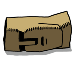 Moai-kun sticker #98807
