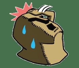 Moai-kun sticker #98811