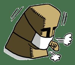 Moai-kun sticker #98819