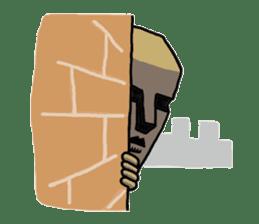 Moai-kun sticker #98822