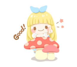 Fairy STORY sticker #98840