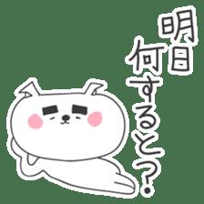 A dog in Kyushu 'Tetsuya' ① sticker #99018