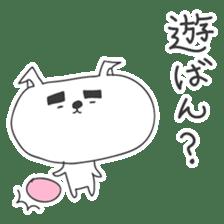 A dog in Kyushu 'Tetsuya' ① sticker #99019