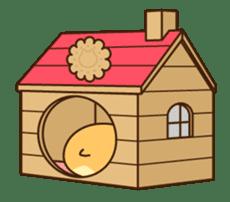 Petit Ham sticker #99472