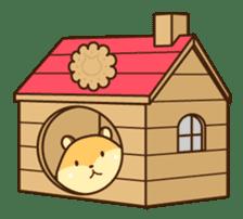 Petit Ham sticker #99473