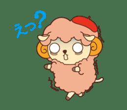 Batora-kun Warm Day sticker #99560