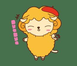 Batora-kun Warm Day sticker #99566