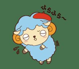 Batora-kun Warm Day sticker #99568