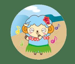 Batora-kun Warm Day sticker #99572
