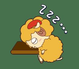 Batora-kun Warm Day sticker #99576