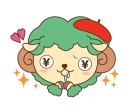 Batora-kun Warm Day sticker #99578
