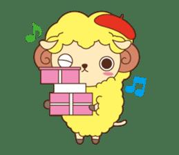 Batora-kun Warm Day sticker #99581