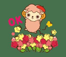 Batora-kun Warm Day sticker #99585