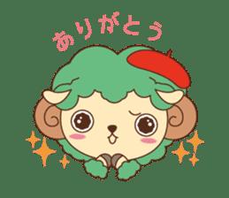 Batora-kun Warm Day sticker #99586
