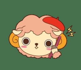 Batora-kun Warm Day sticker #99587