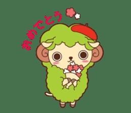 Batora-kun Warm Day sticker #99590