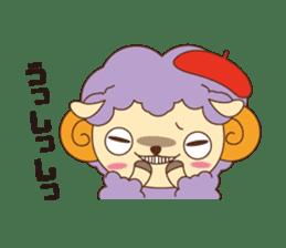 Batora-kun Warm Day sticker #99591