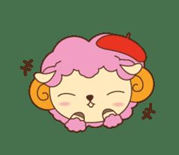 Batora-kun Warm Day sticker #99595