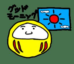 DarumaKun sticker #99891