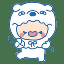 Ookami Bouya (Wolf Kid) sticker #100077