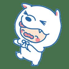 Ookami Bouya (Wolf Kid) sticker #100078