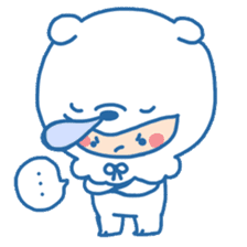 Ookami Bouya (Wolf Kid) sticker #100092