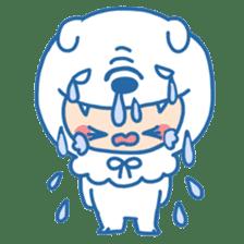Ookami Bouya (Wolf Kid) sticker #100093
