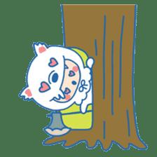 Ookami Bouya (Wolf Kid) sticker #100094