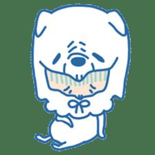Ookami Bouya (Wolf Kid) sticker #100097