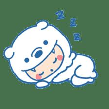 Ookami Bouya (Wolf Kid) sticker #100099