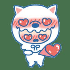 Ookami Bouya (Wolf Kid) sticker #100100