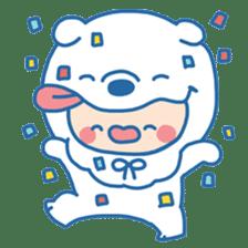 Ookami Bouya (Wolf Kid) sticker #100102