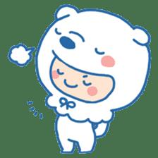 Ookami Bouya (Wolf Kid) sticker #100111