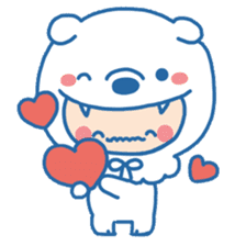 Ookami Bouya (Wolf Kid) sticker #100112