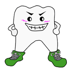 Crazy Tooth (tooth family)
