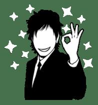 Silhouette Takahashi sticker #101277