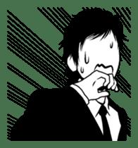 Silhouette Takahashi sticker #101289