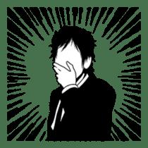 Silhouette Takahashi sticker #101294
