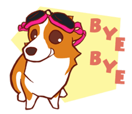 Sweet Cute baby Dogs & Cats Character sticker #102076
