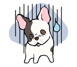 Sweet Cute baby Dogs & Cats Character sticker #102094