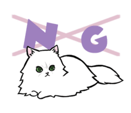 Sweet Cute baby Dogs & Cats Character sticker #102113