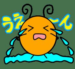 Kumatama and funny friends sticker #102346
