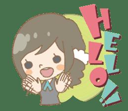 We like Gosen! Sakura and Izumi sticker #102797