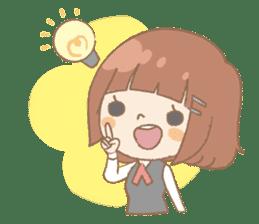 We like Gosen! Sakura and Izumi sticker #102799