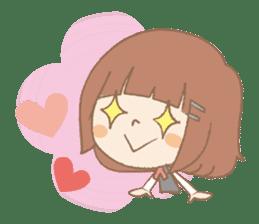 We like Gosen! Sakura and Izumi sticker #102803