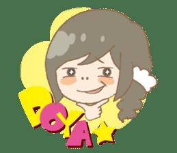 We like Gosen! Sakura and Izumi sticker #102804