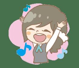 We like Gosen! Sakura and Izumi sticker #102806